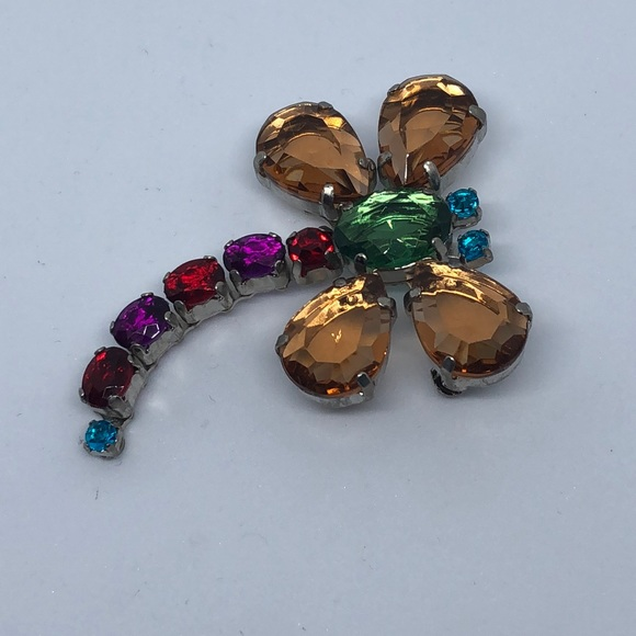 Jewelry - 2 for 15$, Dragonfly brooch.